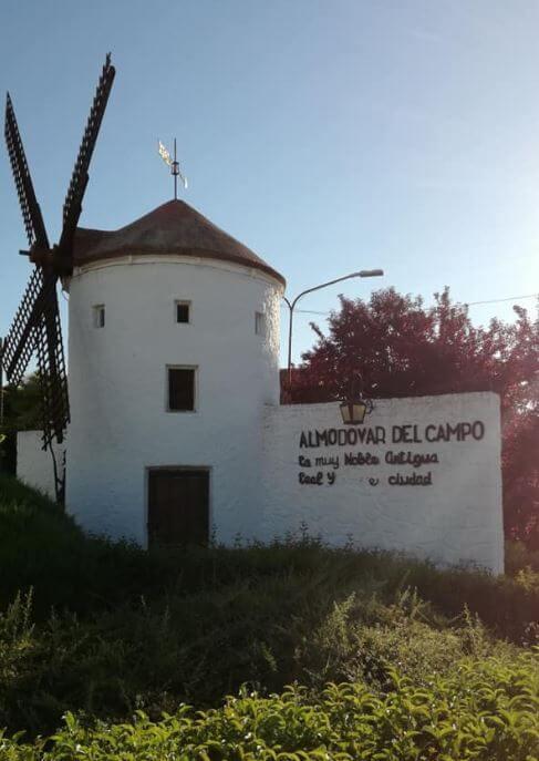 Entrada Almodóvar del Campo