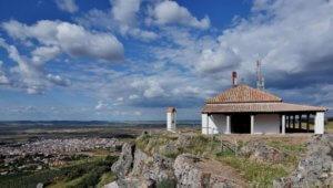 Mirador La Santa y ermita