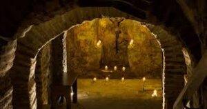 Cueva casa San Juan de Ávila