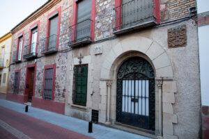 Casa señorial casco antiguo